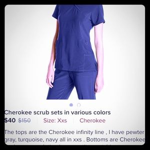 Various colors Cherokee sets  worn few times